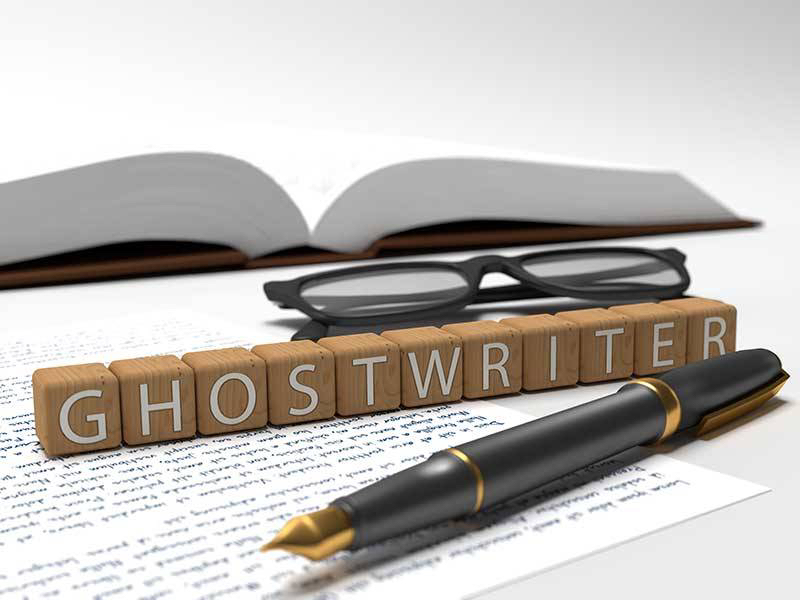 Ghostwriter and pen