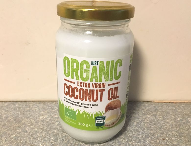 organic coconut oil from aldi