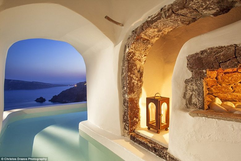 Santorini Wine Caves