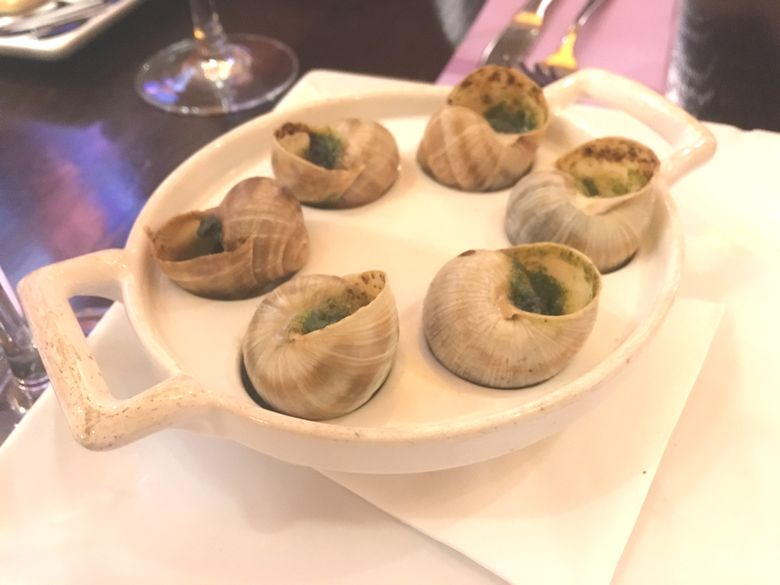 french snails - Escargot